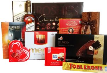 ROSHEN and GOLD LABEL